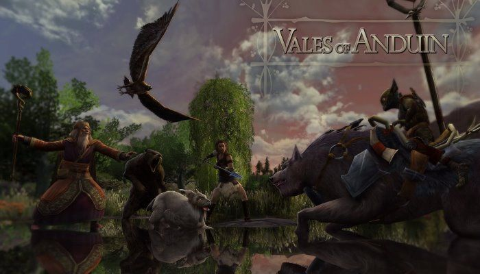 Lord of the Rings Team Releases Vales of Anduin Soundtrack - MMORPG.com