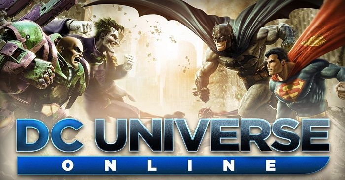 DC Universe Online Switch Version To Be Shown At Comic Con