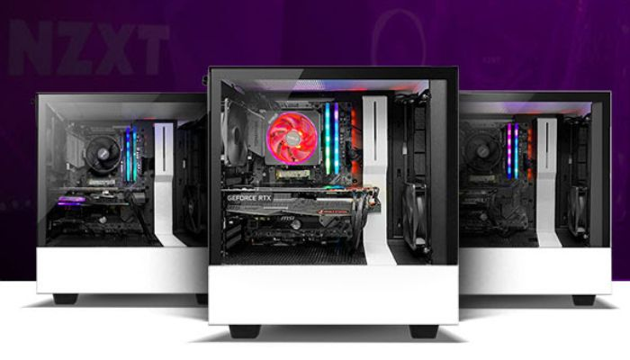 NZXT Unveils New Starter and Streaming PCs through BLD Service
