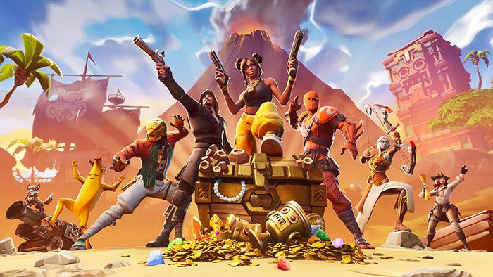 Fortnite In-Game Event May Occur This Weekend