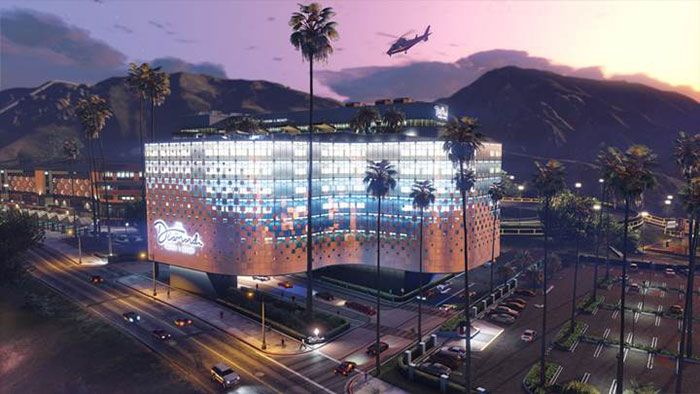 GTA Online Casino Opens Its Doors Next Week - Grand Theft Auto Online News