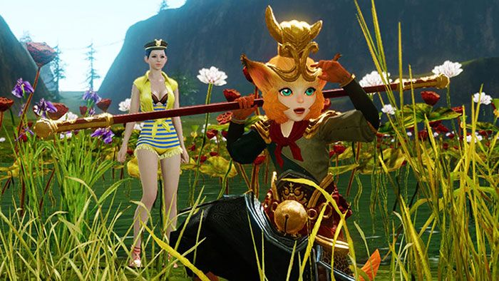 ArcheAge Event Gets You Pets, Pajamas, And A Plushie