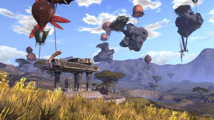 RIFT Patch Notes Include Cleric Ability Fixes, PvP, More