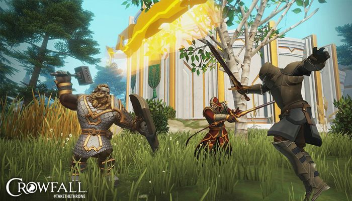 Crowfall Update 5.1 Brings New Systems, New Player World 'God's Reach'