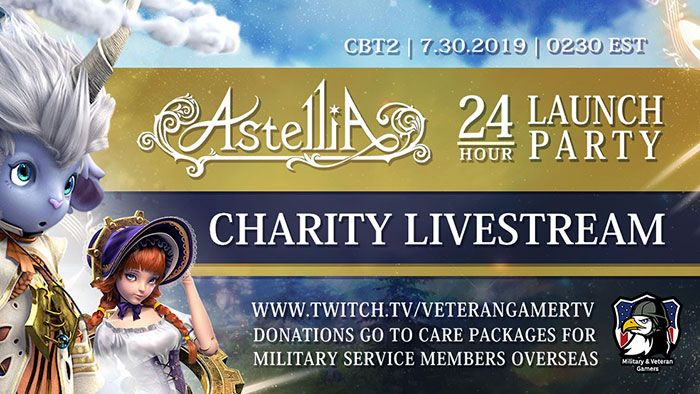 Astellia 24 Hour Live Stream Hosted By Veterans Group Live Now
