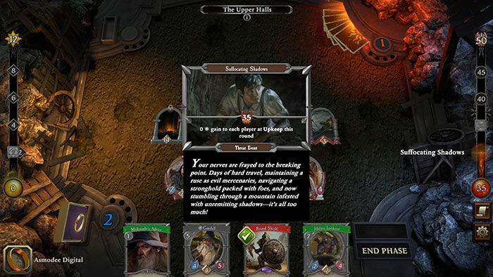 The Lord of the Rings: Adventure Card Game Coming to Consoles and PC on August 29th