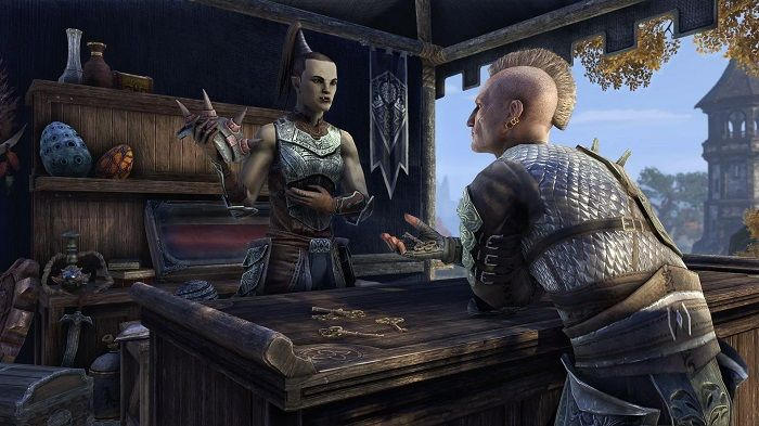 ESO Update 23 Outlines Changes to Guilds, Crafting, and the Undaunted
