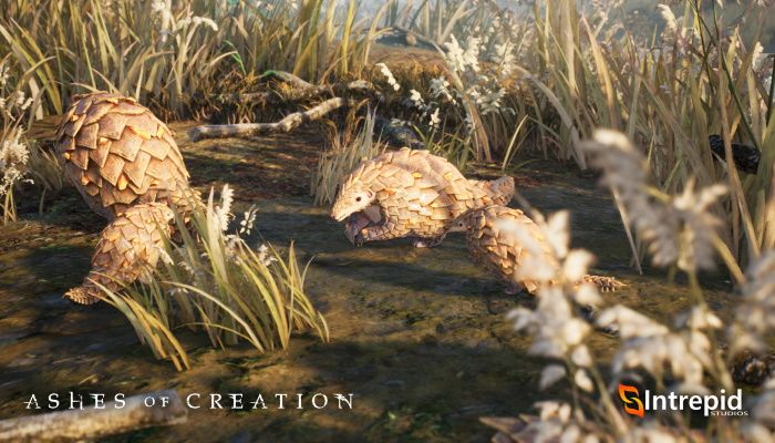 Ashes of Creation Shows Off The Quarrior