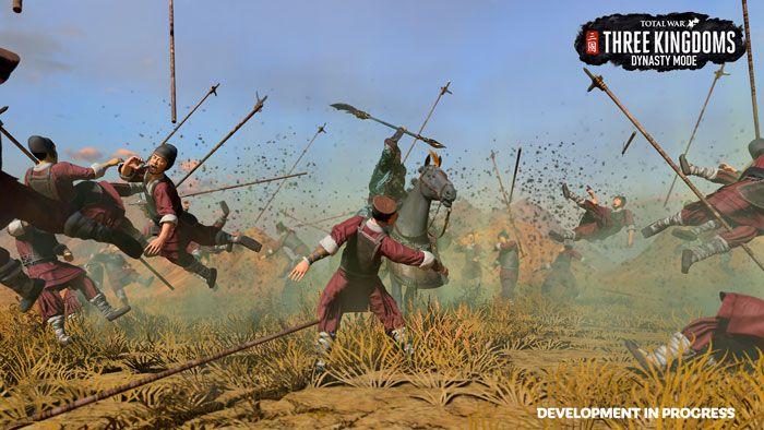 Total War Three Kingdoms - MMORPG com