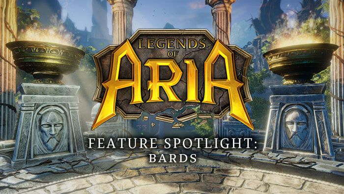 Legends of Aria Bard Profession Detailed