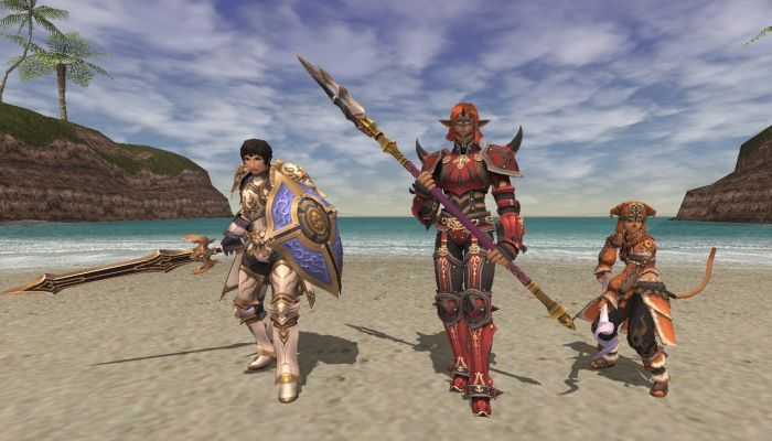 FFXI Welcomes Back Players to Vana'Diel During Summer Festival
