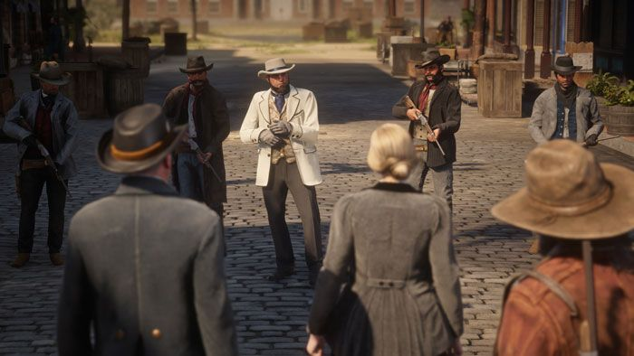 Red Dead Online Update Includes Missions, Discounts, Clothing, More - MMORPG.com
