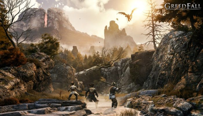Greedfall Trailer Highlights Character Customization, Magic, More