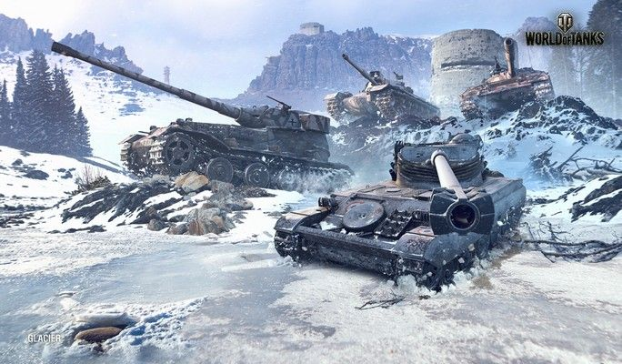 World of Tanks Update 1.6 Is Here