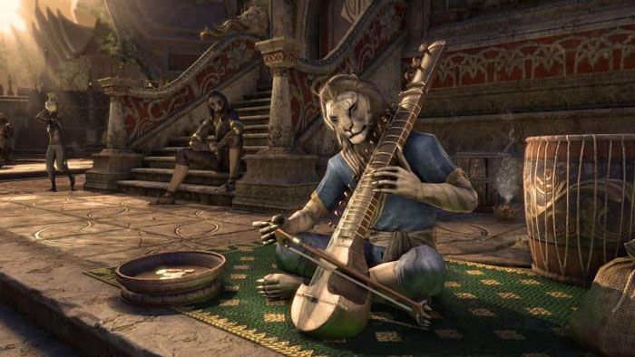 ESO Elsweyr Soundtrack Now Available - MMORPG.com