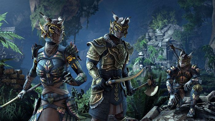 ESO Scalebreaker DLC & Update 23 Now Live on PC/Mac