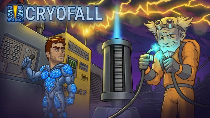 Multiplayer Survival RPG 'CryoFall' Receives Electricity