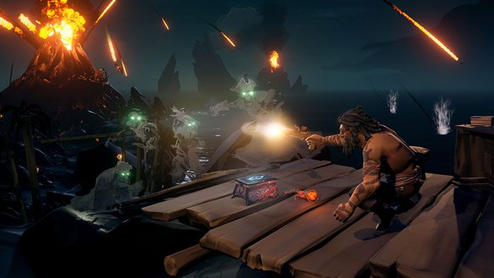 "Sea of Thieves Launches Free ""Dark Relics"" Update - MMORPG.com"