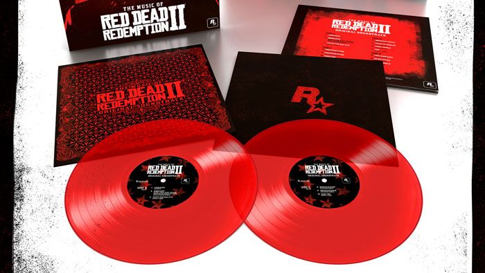 Red Dead Redemption 2: Original Soundtrack Vinyl Now Available for Limited Pre-Order; Original Score Vinyl Coming Soon