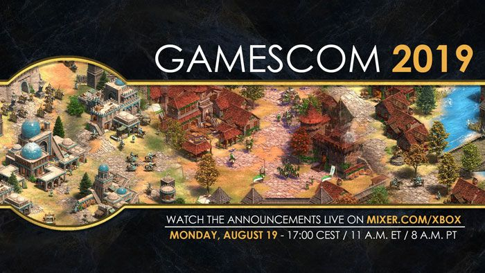 Age of Empires Announcement Coming Monday During Gamescom