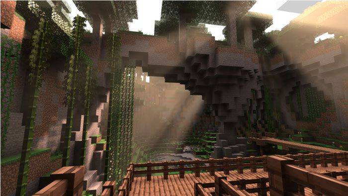 Nvidia Reveals Host of RTX Enabled Games, Minecraft Receives Drastic Update