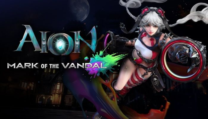 Aion Shows Off The New Vandal Class