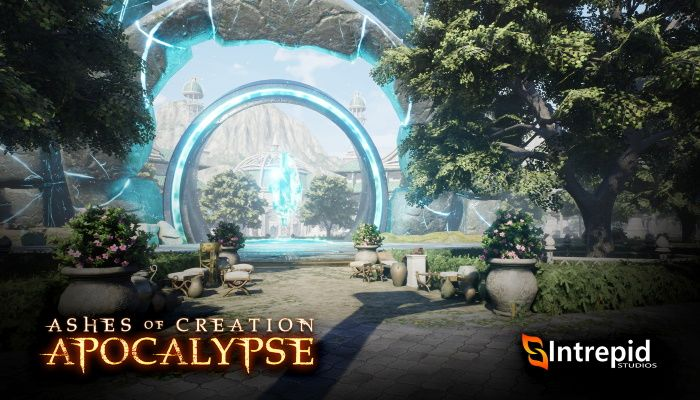 Ashes of Creation Steam Battle Royal Test Live Today