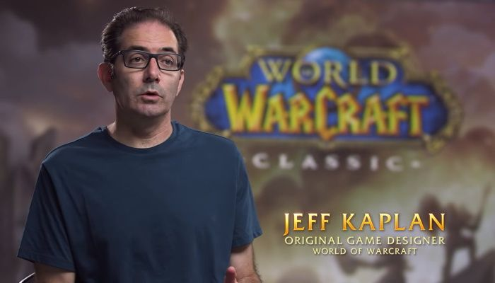 New World of Warcraft Classic Video Sits Down With Original Creators
