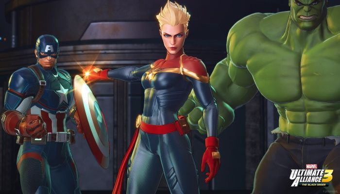 Marvel Ultimate Alliance 3 Expansion Adds More Missions and Game Modes on Sept 30