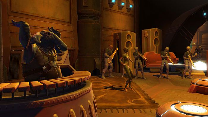 SWTOR Cantina Hits NYC In October