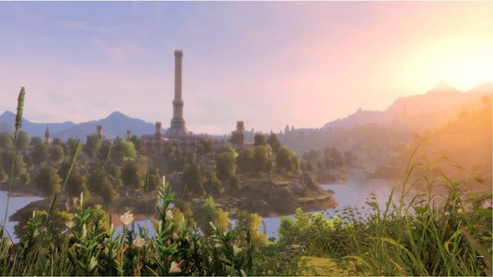 Skyblivion Live Stream Shows Off Remaking Blackwood Region