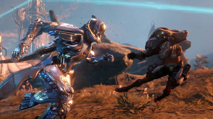 Warframe Saint of Altra Update Brings Gauss to PC This Week