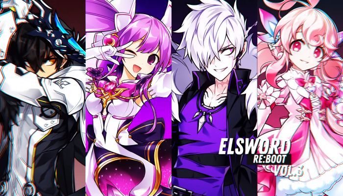 Elsword Wraps Up Character Reboot Series and Launches Two New Dungeons
