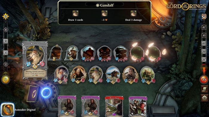 The Lord of the Rings: Adventure Card Game Available Now On Steam