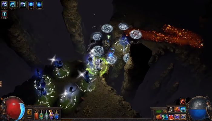 Path of Exile Previews New Attacks And Skills Coming With Blight League