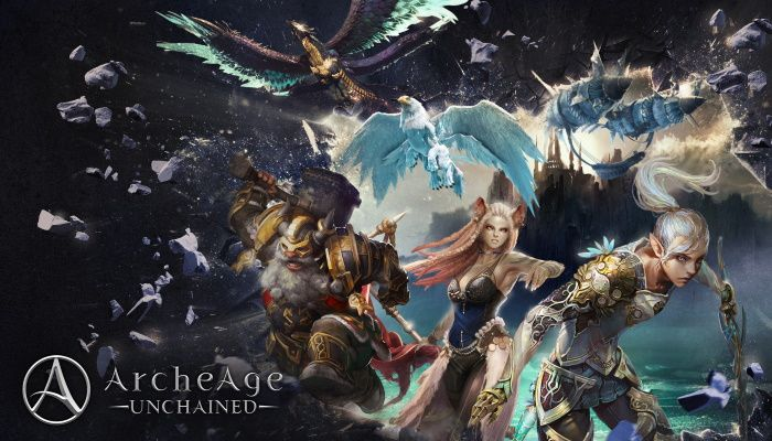 ArcheAge Unchained Is Coming September 30, Founders Packs Available Now