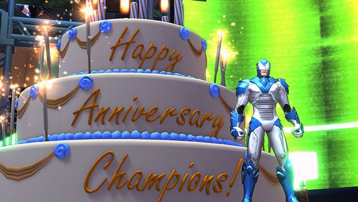 Champions Online Is A Decade Old On Sept 1st, Cryptic Planning A Months Worth of Events
