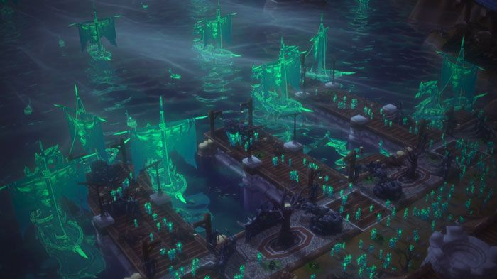 World of Warcraft Shadowlands Leak Features Ghost Ship (Possible Spoilers)