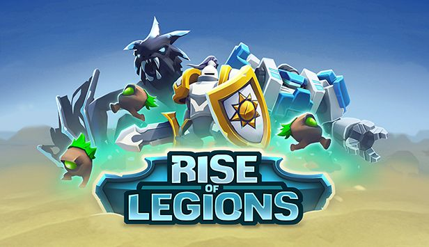 Rise of Legions, Warcraft 3 Mod-Inspired RTS, Now Available