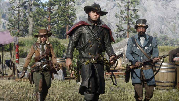 Red Dead Online Summer Update Coming September 10: New Frontier Pursuits Specialist Roles, New Role Specific Content, Animation and Personalization Enhancements - MMORPG.com