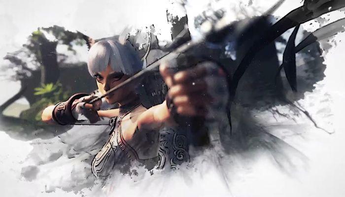 New Zen Arrow Class Comes To Blade & Soul: Storm of Arrows