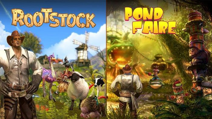 Rootstock and Pond Faire Return to TERA Console