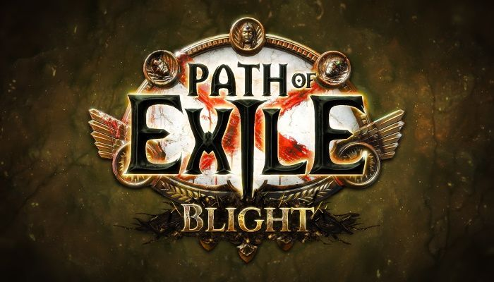 Path of Exile: Blight Out On PC Today, September 9th on PS4 and Xbox One - MMORPG.com