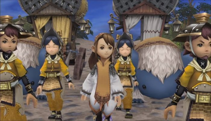 Final Fantasy Crystal Chronicles Is Getting Remastered