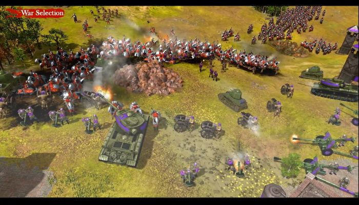 Historical RTS War Selection Coming To Steam Early Access October 8th
