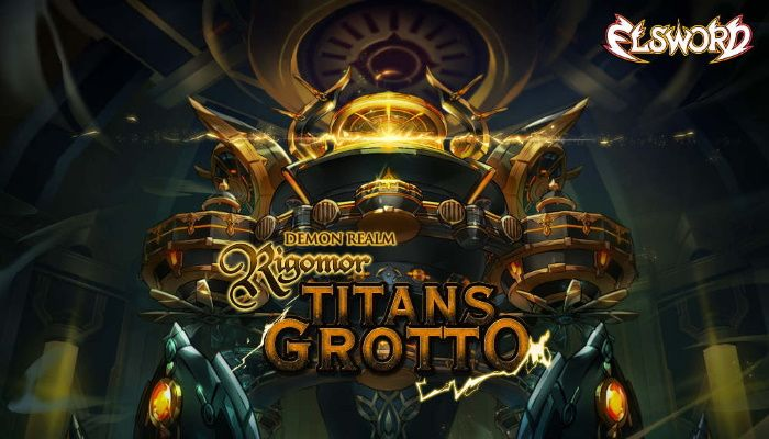 "Eslword Opens its Final Rigomor Dungeon Named ""Titan's Grotto"""