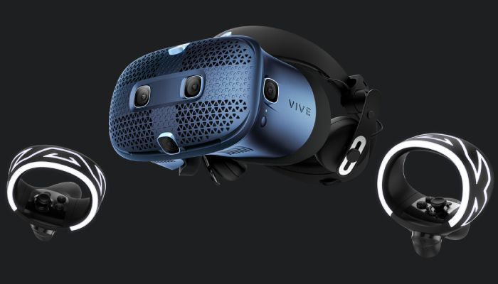 HTC Announces Full Details on Vive Cosmos VR Headset