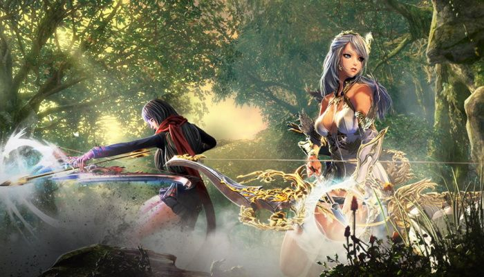 Blade & Soul Previews Its Storm of Arrows Items and Systems