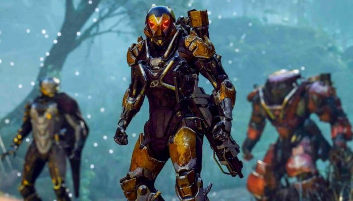 Anthem Now A Part of EA and Origin Access
