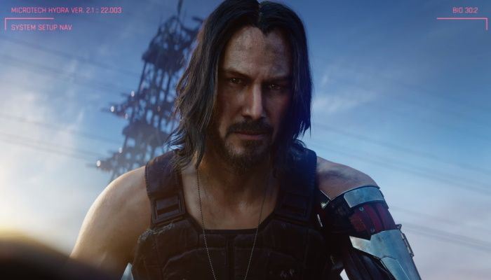 No, You Cannot Romance Keanu Reeves In Cyberpunk 2077